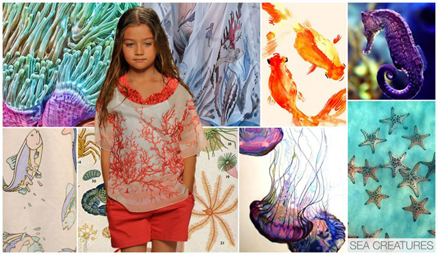 Spring Fashion For Kids | SS 2016