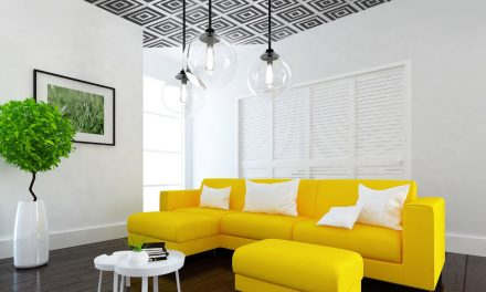 Statement Ceilings: Discover This Inspired Trend