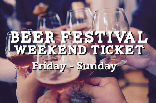 Cranage Village Hall Beer Festival 25 – 27 August 2018