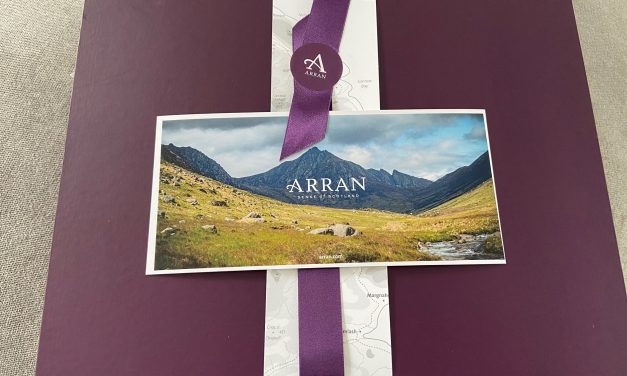 Father's Day Gifts From The Isle of Arran